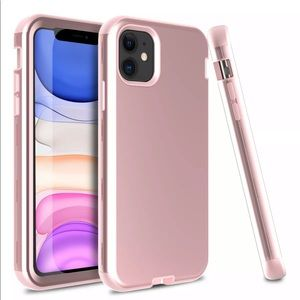 Rose Gold iPhone 11 Pro Max/XS/XR Case Luxury